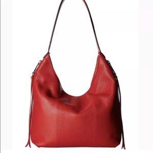 Rebecca minkoff bryn satchel fire engine large bag
